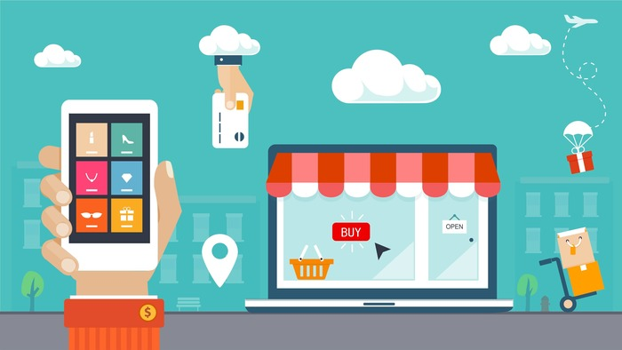 eCommerce website solutions and online shopping cart systems